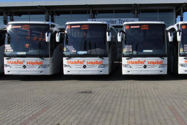Çorlu Otobüs Bileti - İstanbul Seyahat